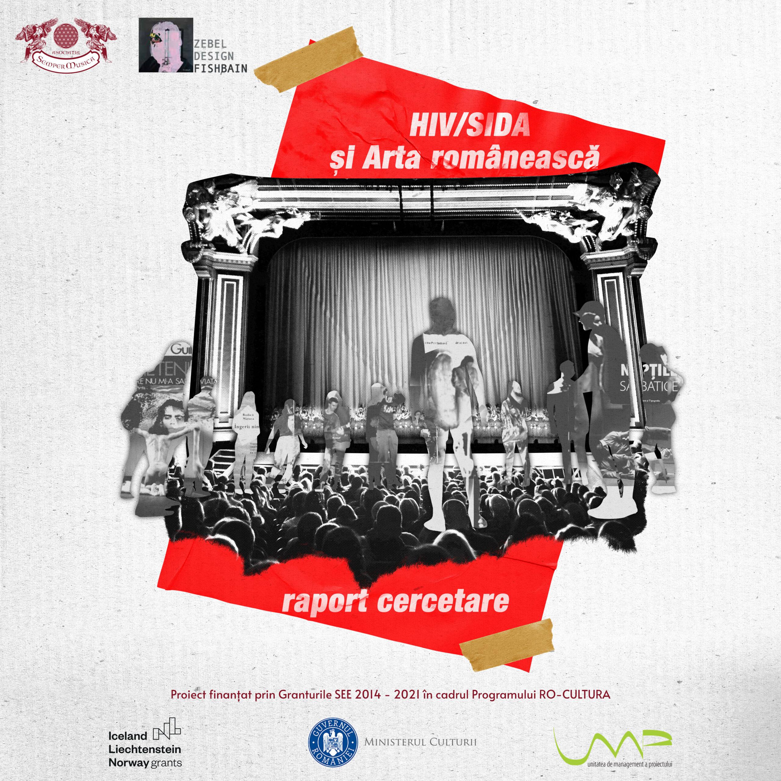 HIV/SIDA și Arta românească - Raport cercetare 2020